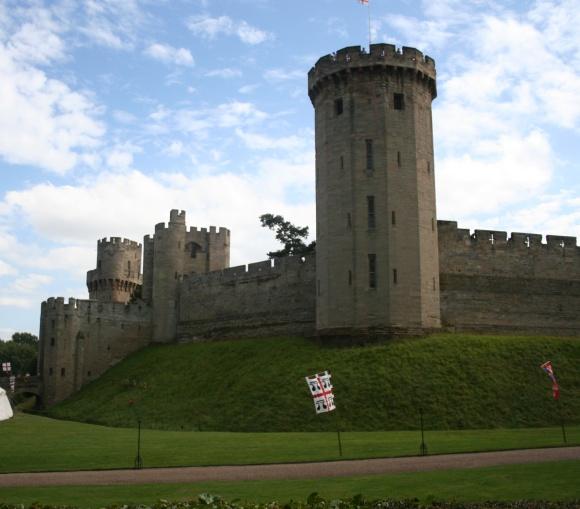 Photograph of Warwick Castle